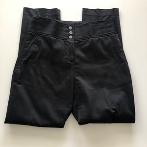 Adolfo Dominguez Black Casual Pants Size 40/10